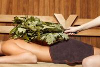 Sauna Hot Leaves Treatment - 50% OFF.