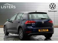 2018 Volkswagen GOLF DIESEL HATCHBACK 2.0 TDI SE (Nav) 5dr Hatchback Diesel Manu