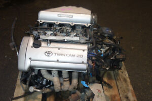 JDM Toyota Corolla Levin 4A-GE 20 Valve Engine 5 Speed Manual