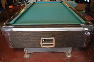 Pool Table in Good Condition, Everything Included