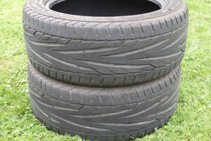 205/50 R16 87W General Exclaim UHP Tires