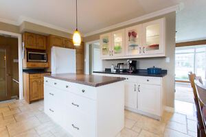 Cabinets and Countertops from 10' x 12' Kitchen