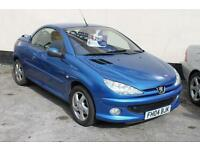 Great Little Peugeot 206 Cabriolet