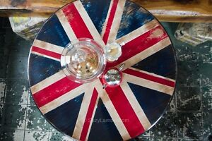 UNION JACK  ROUND  DINING  TABLE Kingston Kingston Area image 4