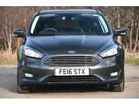 Used Ford Focus Zetec, 2016, 999cc, 5 door