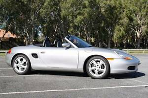 1999 Porsche Boxster Coupe Helensvale Gold Coast North Preview