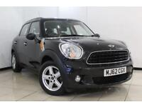 2013 62 MINI COUNTRYMAN 1.6 ONE 5DR 98 BHP
