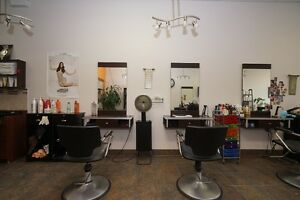 Hair dressing space for sale