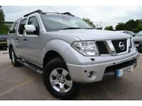 2009 Nissan Navara 2.5 DCI D40 DOUBLE CAB 169 BHP 5 door Pick Up
