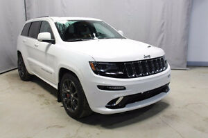2014 JEEP GR CHEROKEE SRT8...NOBODY GETS TURNED DOWN