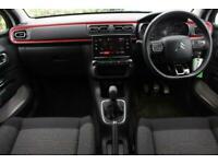 2018 Citroen C3 1.2 PureTech 110 Flair 5dr Hatchback Petrol Manual