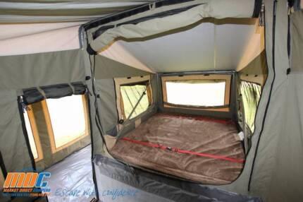 HardFloor Camper Trailer - JACKSON Forward Fold Burton Salisbury Area Preview