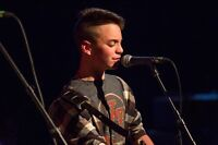 Evan Rotella opens for Man In Black Johnny Cash Tribute