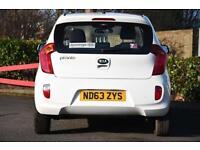 Used Kia Picanto 1, 2014, 998cc, 5 door