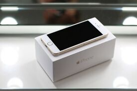 iPhone 6 Gold - 16GB Unlocked w/Box - Great Condition