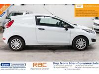 2015 15 FORD FIESTA 1.5 BASE TDCI 3D 74 BHP DIESEL PANEL VAN