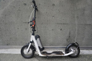 Hybrid Electric Scooter