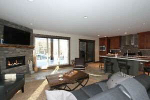 Waskesiu Luxury Suite For Rent