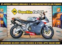 2004 54 APRILIA RSV1000 MILLE 1000CC 0% DEPOSIT FINANCE AVAILABLE