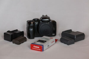 Canon 300D DSLR infrared converted camera body
