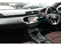 2020 Audi Q3 Sportback S line 35 TFSI 150 PS S tronic Semi Auto Hatchback Petro