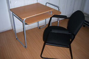 Studying Desk with chair