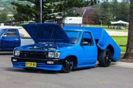 Bagged Shorty Hilux *ENGINEERED*