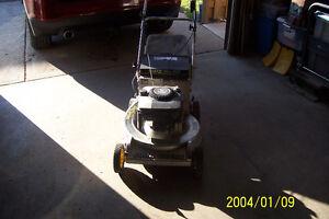John Deer lawnmower