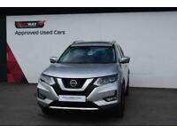2020 Nissan X-Trail 1.3 DiG-T Tekna 5dr DCT Auto 4x4 Petrol Automatic