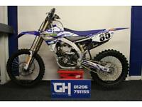2016 YAMAHA YZ450F | VERY GOOD CONDITION | LOW HOURS | 1 OWNER | SOLD BY US NEW