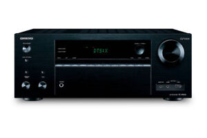 Onkyo TX-NR656 7.2 Channel 4K Network A/V Receiver with Bluetoot