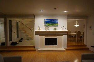 Fully Furnished House with a Personal Swimming Pool! North Shore Greater Vancouver Area image 7