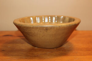 Old Antique Pottery Pudding Mold London Ontario image 3