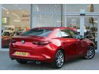 2021 Mazda 3 2.0 Skyactiv-X MHEV Sport Lux 4dr Saloon Saloon Petrol Manual