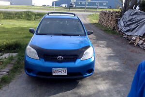 2007 Toyota Matrix Hatchback