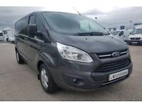 New Ford Transit Custom Limited 130ps SWB **Finacne Available**