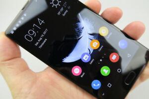 """Bluboo S1 Bezeless 5.5"""" Cellphone - Black"""