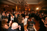 Wedding DJ Montreal, Music for all occasions (514) 991-1259