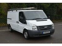 2.2 T300 FWD 5D 115 BHP MWB LOW ROOF DIESEL MANUAL VAN 2011
