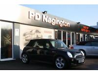 2006 MINI CONVERTIBLE 1.6 Cooper S + XENONS + HALF BLACK LEATHER