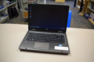 "HP Probook 6470b 14"" Laptop, i5 2.7GHZ, 8GB RAM, 150GB HDD"