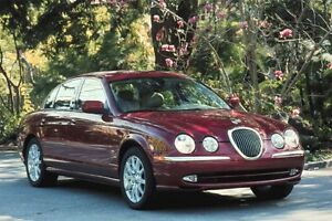 2000 Jaguar S-TYPE 4LV8 Sedan like new 59,528kms
