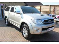2011 TOYOTA HI-LUX INVINCIBLE 4X4 D-4D DOUBLE CAB PICK UP DIESEL