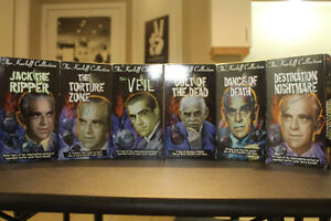 The Boris Karloff Collection VHS