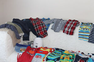 6-12mos Baby boy clothes but mostly 12months