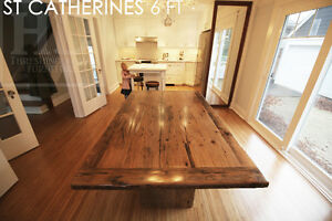 Reclaimed Wood Tables - Locally Created Cambridge Kitchener Area image 5