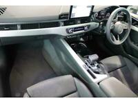 2021 Audi A4 DIESEL SALOON 35 TDI S Line 4dr S Tronic Auto Saloon Diesel Automat