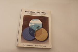Our Changing Planet  An Introduction to Earth System Science