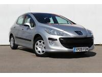2009 PEUGEOT 308 1.6 HDi 110 S 5dr