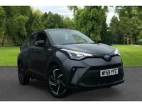 2019 Toyota C-HR 1.8 (122bhp) Dynamic Auto Coupe P/Electric Automatic